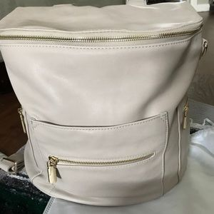 Miss Fong Back Pack Diaper Bag